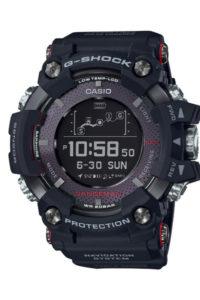SmartWatch Casio G-SHOCK RANGEMAN Bluetooth, GPS Navigation GPR-B1000-1ER