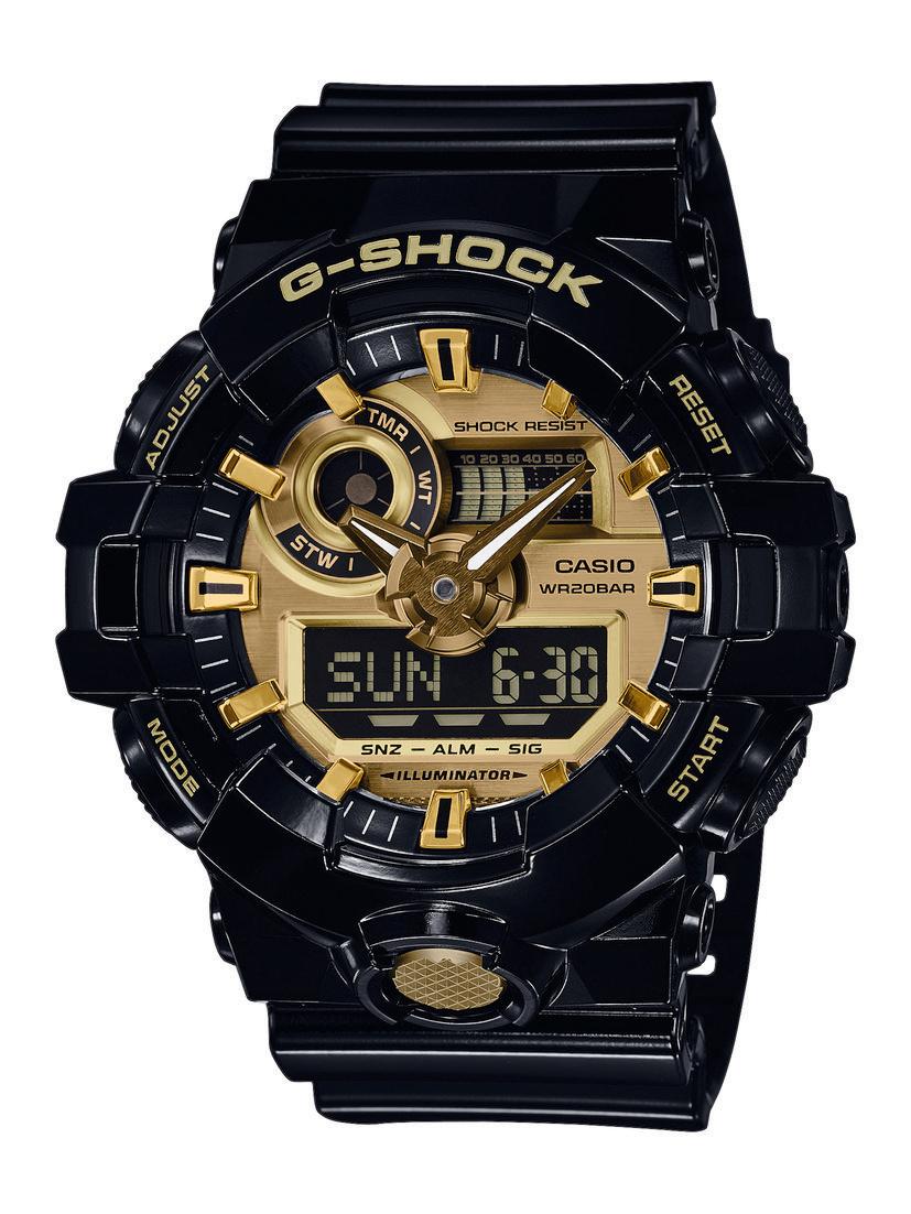 Ρολόι Casio G-SHOCK CLASIC GA-710GB-1AER