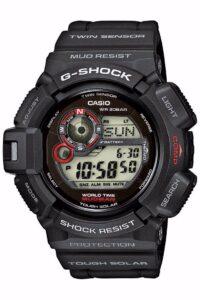 Ηλιακό Ρολόι Casio G-SHOCK MUDMASTER G-9300-1ER
