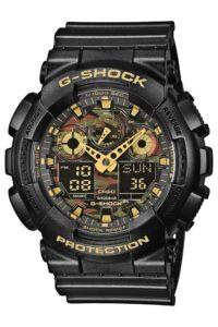 Ρολόι Casio G-SHOCK CLASIC GA-100CF-1A9ER