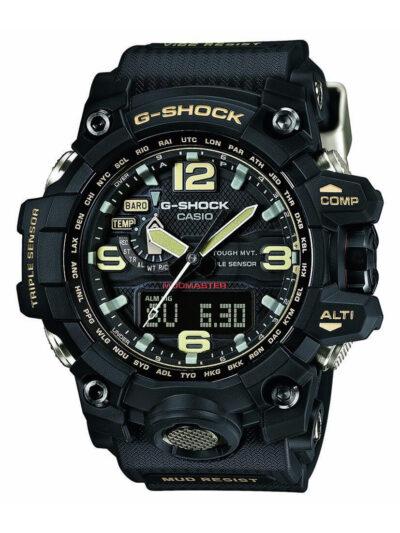 Ηλιακό Ρολόι Casio G-SHOCK MUDMASTER GWG-1000-1AER