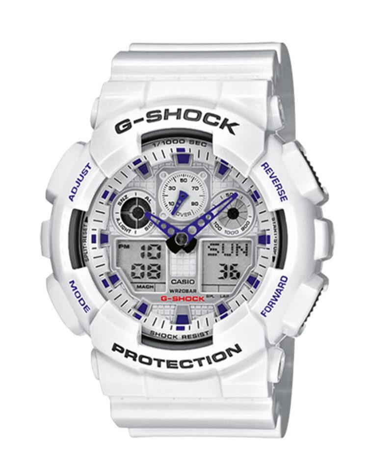 Ρολόι Casio G-SHOCK CLASIC GA-100A-7AER