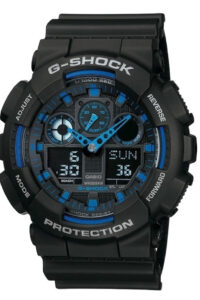 Ρολόι Casio G-SHOCK CLASIC GA-100-1A2ER