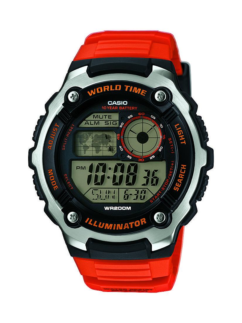 Ρολόι Casio Collection Sports AE-2100W-4AVEF