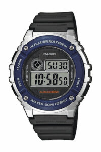 Ρολόι Casio Collection Sports W-216H-2AVEF