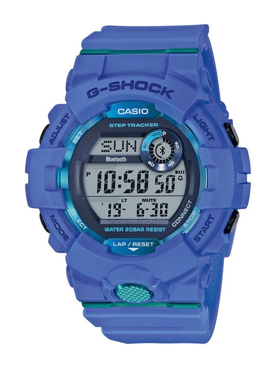 Ρολόι Casio G-SHOCK TRACKER Bluetooth GBD-800-2ER