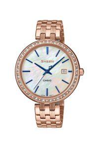 Γυναικείο Ρολόι Casio Sheen SHE-4052PG-2AUEF