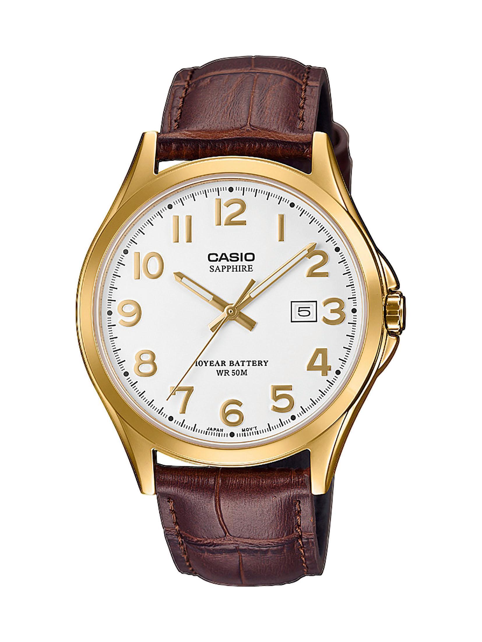 Ανδρικό Ρολόι Casio Collection Classic MTS-100GL-7AVEF