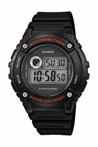 Ρολόι Casio Collection Sports W-216H-1AVEF