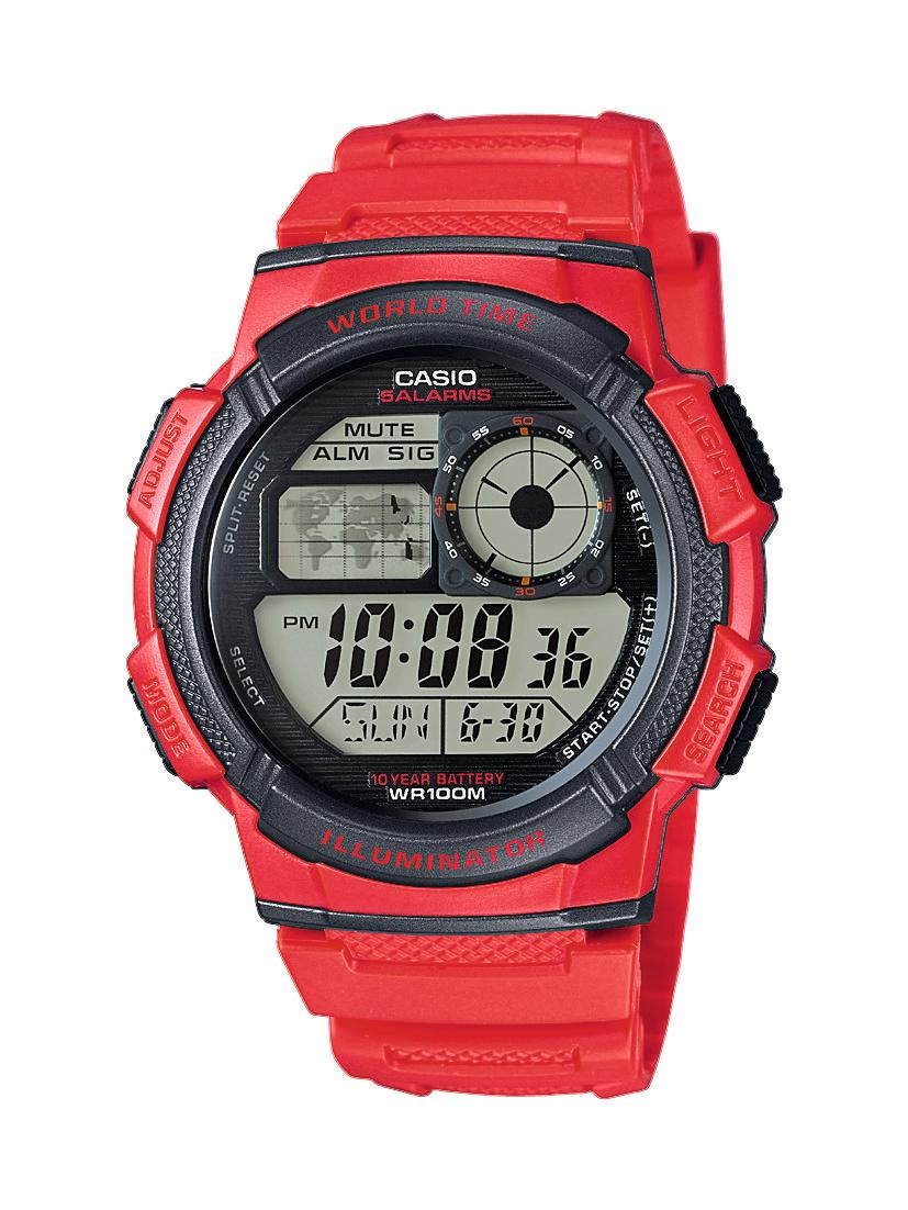 Ρολόι Casio Collection Sports AE-1000W-4AVEF