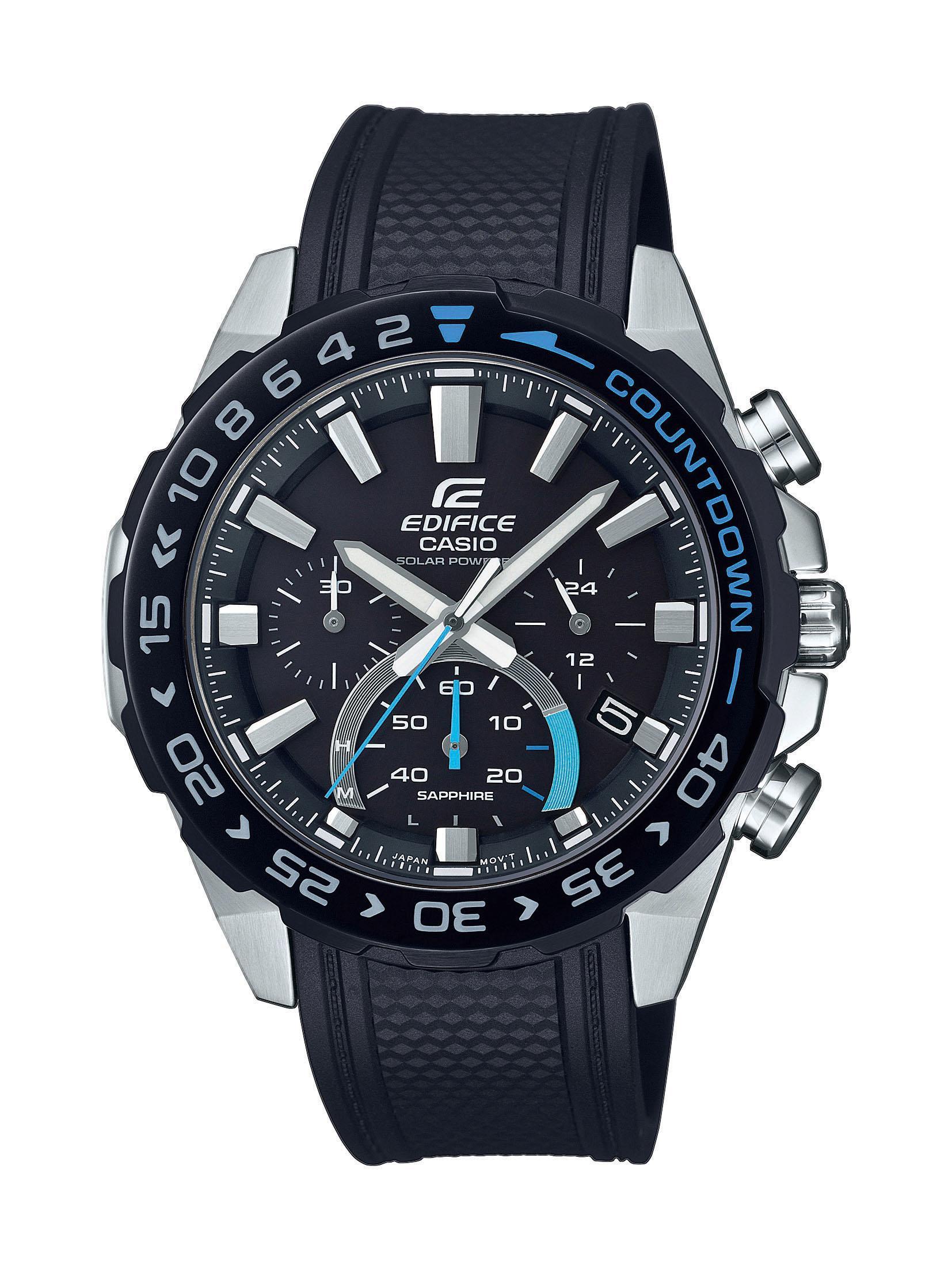 Ηλιακό Ρολόι Casio Edifice Clasic EFS-S550PB-1AVUEF