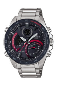 SmartWatch Ρολόι Casio Edifice Bluetooth Ηλιακό ECB-900DB-1AER