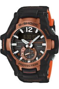 Ηλιακό Ρολόι Casio G-SHOCK GRAVITYMASTER Bluetooth® Smart GR-B100-1A4ER