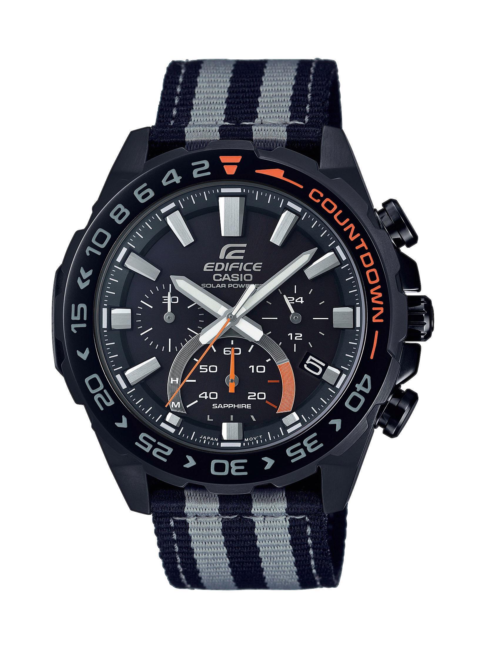 Ηλιακό Ρολόι Casio Edifice Clasic EFS-S550BL-1AVUEF