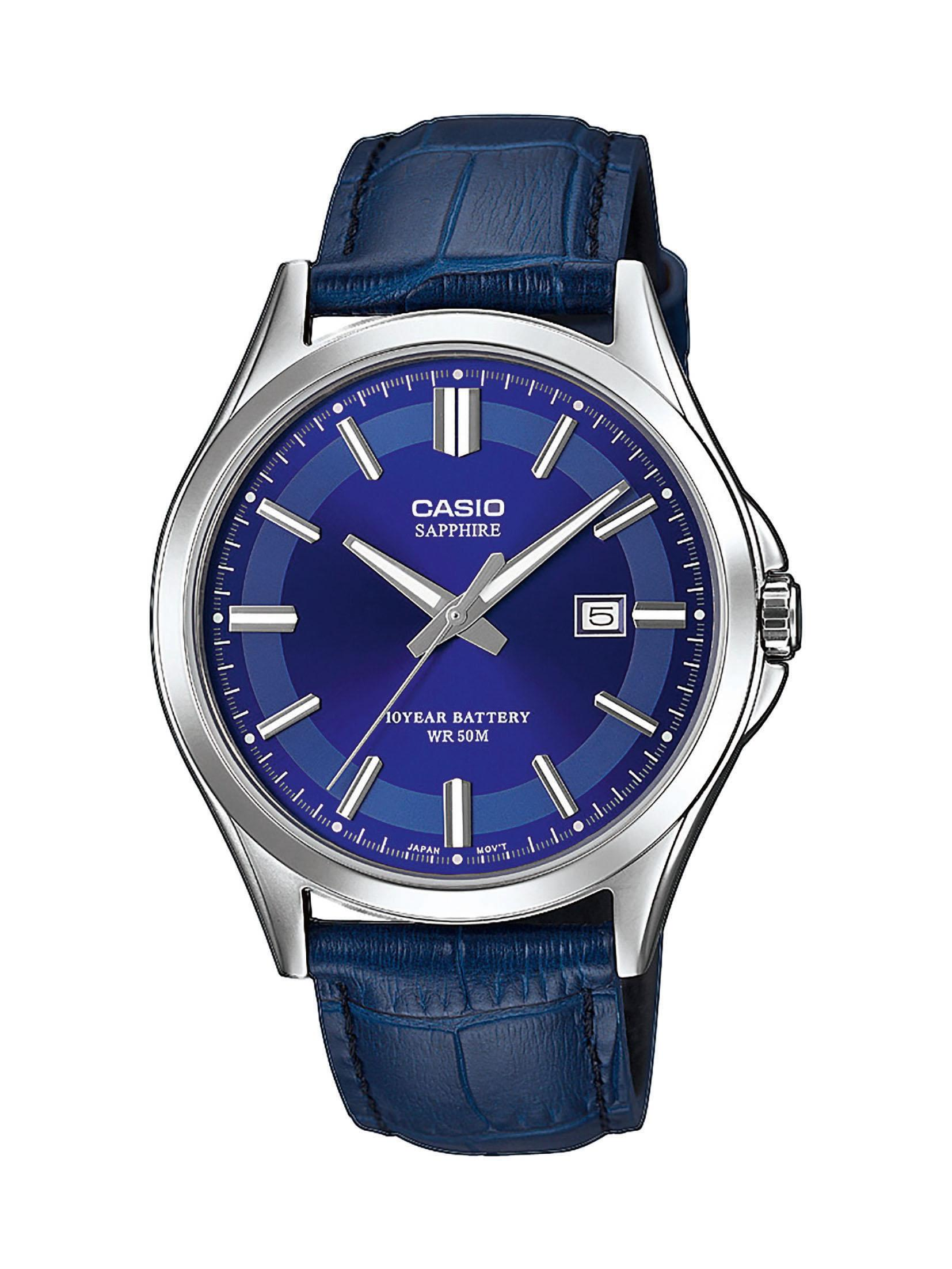 Ανδρικό Ρολόι Casio Collection Classic MTS-100L-2AVEF
