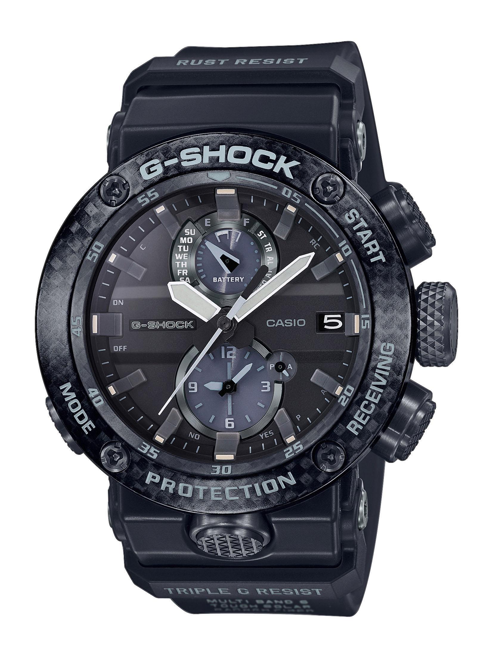 Ηλιακό Ρολόι Casio G-SHOCK GRAVITYMASTER Bluetooth® Smart GWR-B1000-1AER