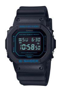 Ηλιακό Ρολόι Casio G-SHOCK CLASIC DW-5600BBM-1ER