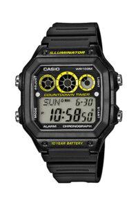 Ρολόι Casio Collection Sports AE-1300WH-1AVEF