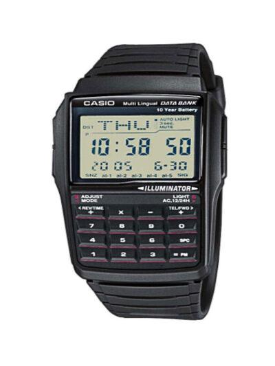 Ρολόι Casio Collection Data Bank DBC-32-1AE