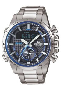 SmartWatch Casio Edifice Bluetooth Ηλιακό ECB-800D-1AEF