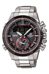 SmartWatch Ρολόι Casio Edifice Bluetooth Ηλιακό ECB-800DB-1AEF