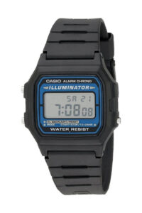 Ρολόι Casio Collection Sports F-105W-1A