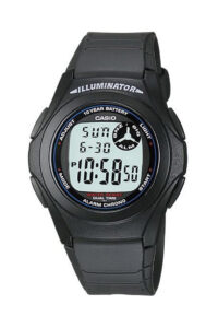 Ρολόι Casio Collection Sports F-200W-1AEG