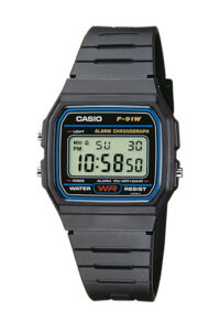 Ρολόι Casio Collection Sports F-91W-1Y