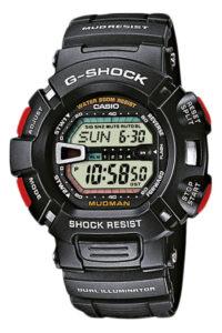 Ρολόι Casio G-SHOCK MUDMASTER G-9000-1VER