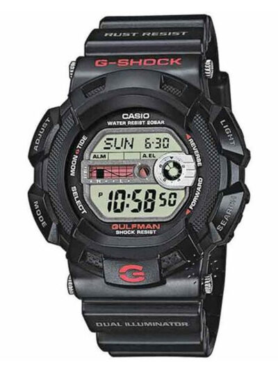 ΡΟΛΟΪ CASIO G-SHOCK GULFMASTER G-9100-1ER