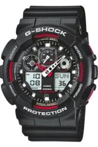 ΡΟΛΟΪ CASIO G-SHOCK CLASIC GA-100-1A4ER