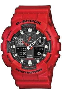 Ρολόι Casio G-SHOCK CLASIC GA-100B-4AER
