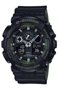 Ρολόι Casio G-SHOCK CLASIC GA-100L-1AER
