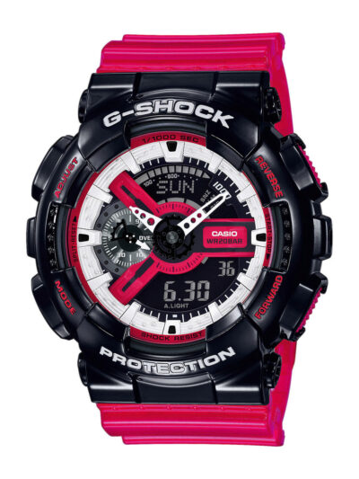 Ρολόι Casio G-SHOCK CLASIC GA-110RB-1AER