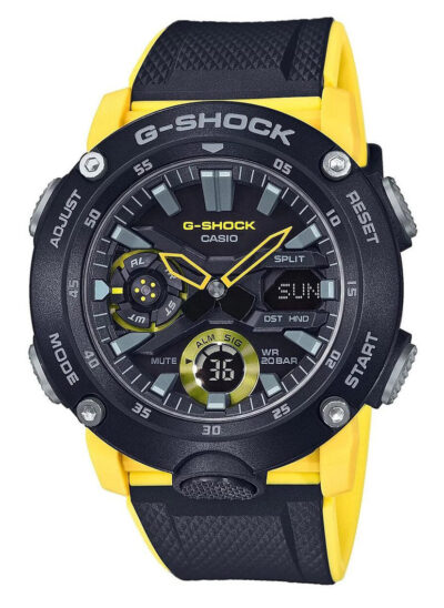 Ρολόι Casio G-SHOCK CLASIC GA-2000-1A9ER