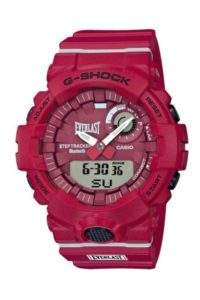 The Everlast collaboration, special edition Casio G-SHOCK CLASIC Bluetooth