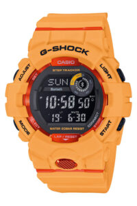 Ρολόι Casio G-SHOCK TRACKER Bluetooth GBD-800-4ER