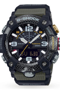 Ρολόι Casio G-SHOCK MUDMASTER Bluetooth GG-B100-1A3ER