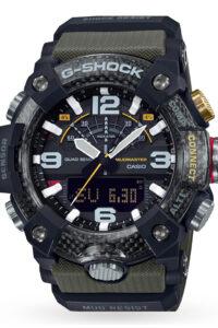 Ρολόι Casio G-SHOCK MUDMASTER Bluetooth GG-B100-1A3ER