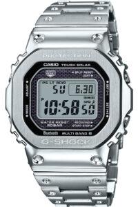 Ρολόι Casio G-SHOCK CLASIC Bluetooth, Ηλιακό με Χρονογράφο GMW-B5000D-1ER