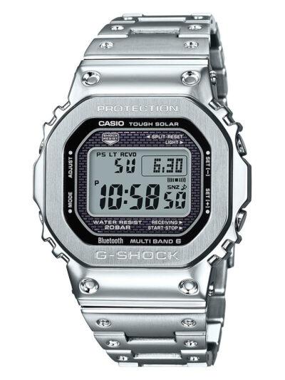 Ηλιακό Ρολόι Casio G-SHOCK CLASIC Bluetooth με Χρονογράφο GMW-B5000D-1ER