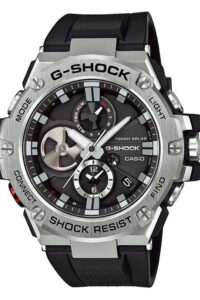 Ηλιακό Ρολόι Casio G-SHOCK G-STEEL GST-B100-1AER