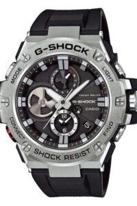 Ηλιακό Ρολόι Casio G-SHOCK G-STEEL GST-B100-1AER