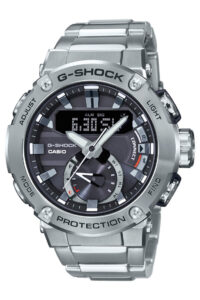 Ρολόι Casio G-SHOCK G-STEEL Bluetooth, Ηλιακό GST-B200D-1AER