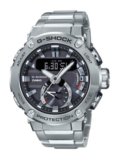 Ρολόι Casio G-SHOCK G-STEEL Bluetooth, Ηλιακό GST-B200D-1AER