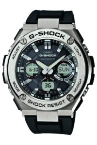 ΗΛΙΑΚΟ ΡΟΛΟΙ CASIO G-SHOCK G-STEEL GST-W110-1AER