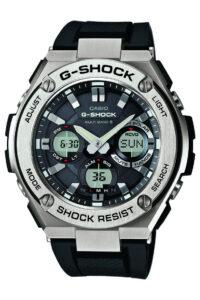 ΗΛΙΑΚΟ ΡΟΛΟΙ CASIO G-SHOCK G-STEEL GST-W110-1AER