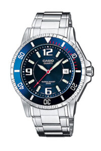 Ανδρικό Ρολόι Casio Collection Classic MTD-1053D-1AVEF
