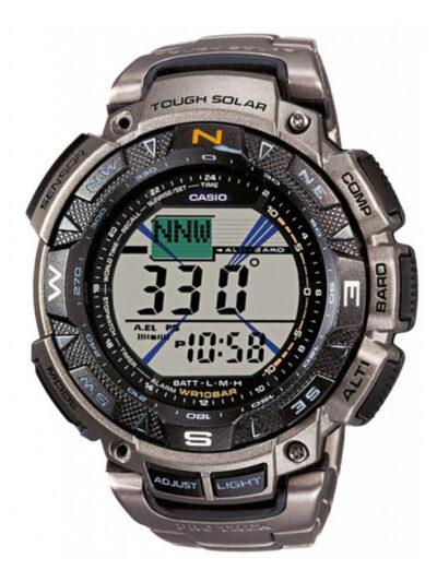 Ανδρικό, Ηλιακό Ρολόι Casio Protrek PRG-240T-7ER