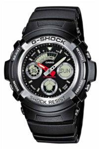 Ρολόι Casio G-SHOCK CLASIC AW-590-1AER